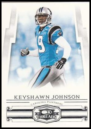7 Keyshawn Johnson