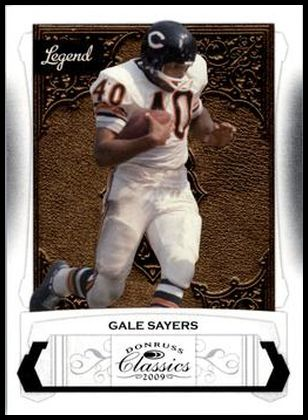 119 Gale Sayers