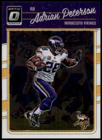 60 Adrian Peterson