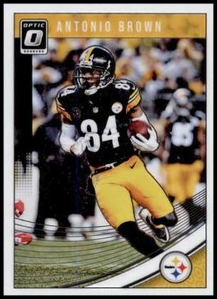 85 Antonio Brown