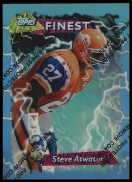 27 Steve Atwater