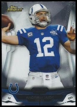75 Andrew Luck