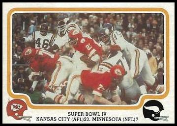 60 Super Bowl IV