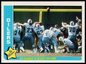 30 Houston Oilers 3