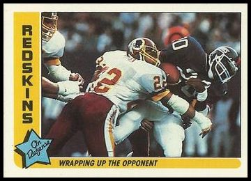 83 Washington Redskins