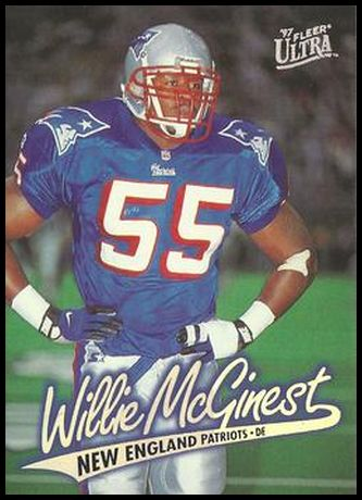 26 Willie McGinest
