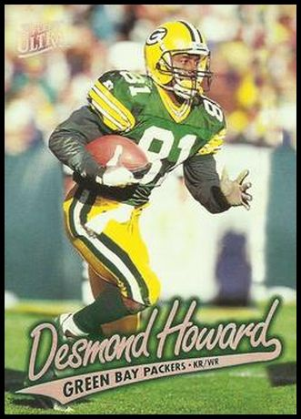 97 Desmond Howard
