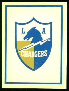 7 Chargers Logo