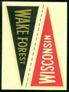 19 Wake Forest Pennant