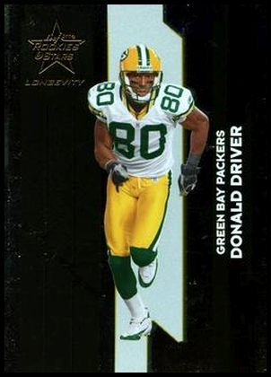 40 Donald Driver