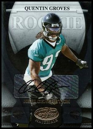 189 Quentin Groves