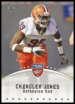 17 Chandler Jones