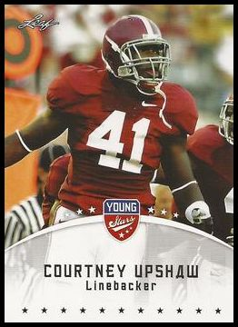23 Courtney Upshaw