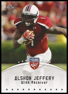 4 Alshon Jeffery
