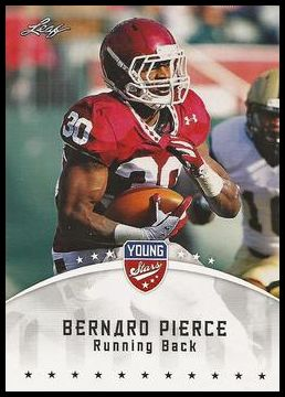 9 Bernard Pierce