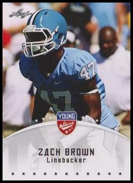 90 Zach Brown