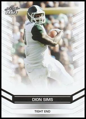 19 Dion Sims