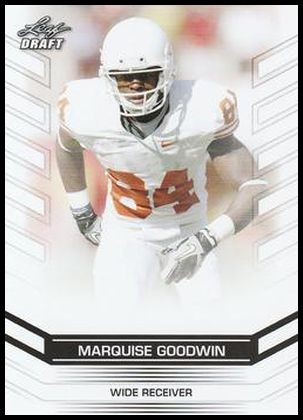 48 Marquise Goodwin