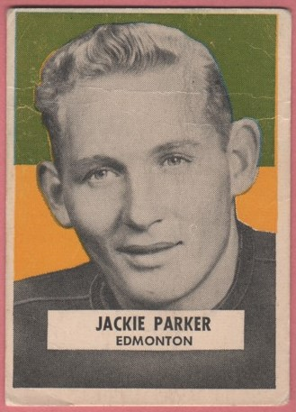 1959 Wheaties Jackie Parker