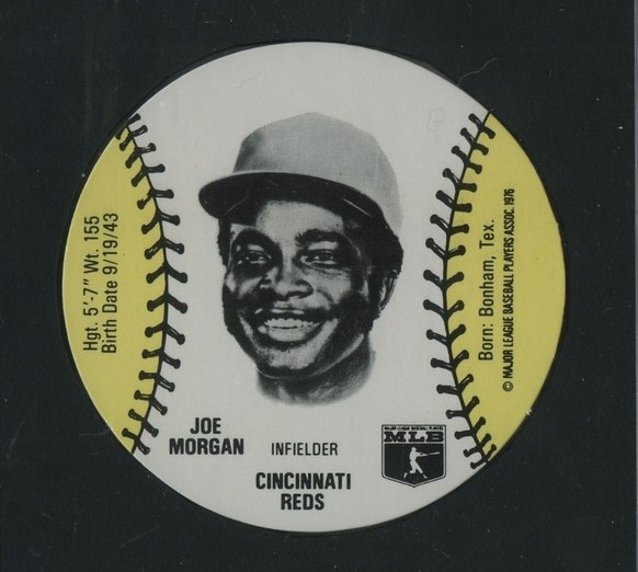 1976 Wiffle Disc Morgan