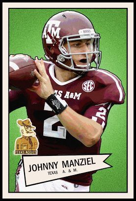 52B 000 Johnny Manziel