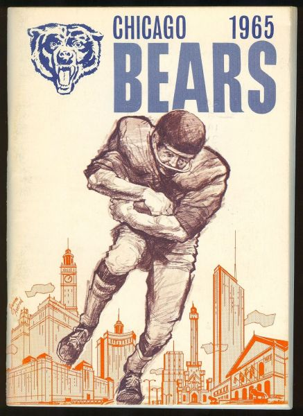 MG60 1965 Chicago Bears