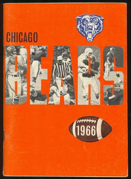 MG60 1966 Chicago Bears