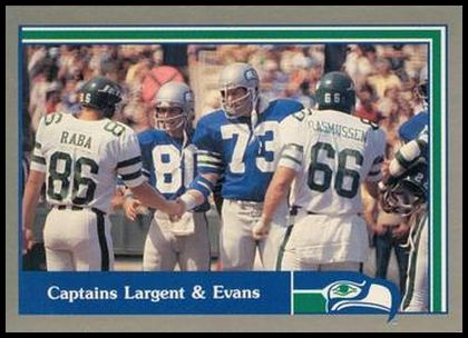 16 Captains Largent and