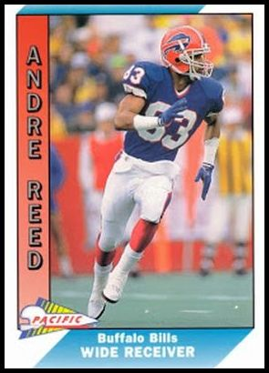 27 Andre Reed