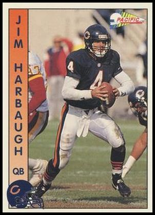 90P 30 Jim Harbaugh