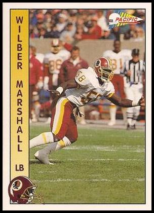90P 315 Wilber Marshall