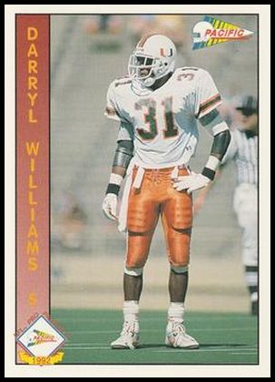 90P 325 Darryl Williams
