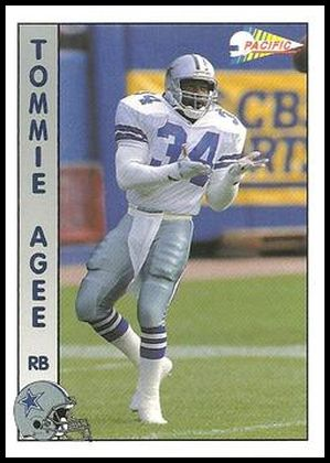 90P 393 Tommie Agee
