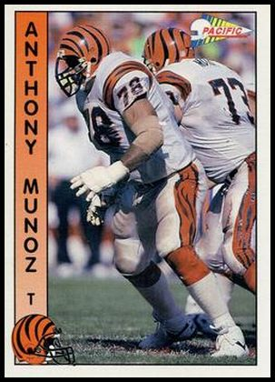 90P 44 Anthony Munoz