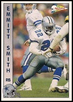 90P 68 Emmitt Smith