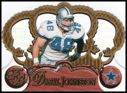 36 Daryl Johnston