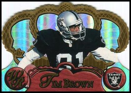 97 Tim Brown