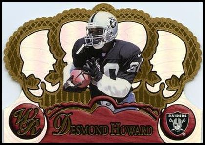 99 Desmond Howard