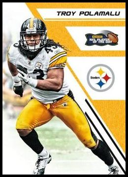 4 Troy Polamalu