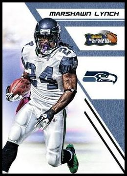 7 Marshawn Lynch