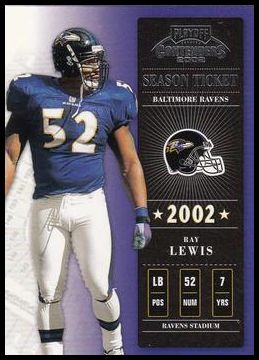 15 Ray Lewis