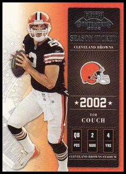 19 Tim Couch