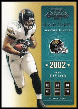 28 Fred Taylor