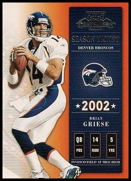 38 Brian Griese