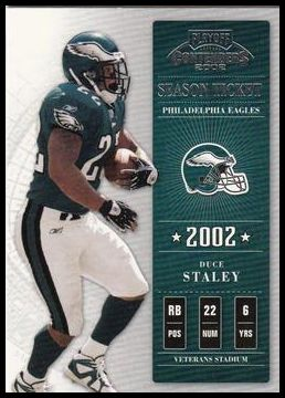 60 Duce Staley