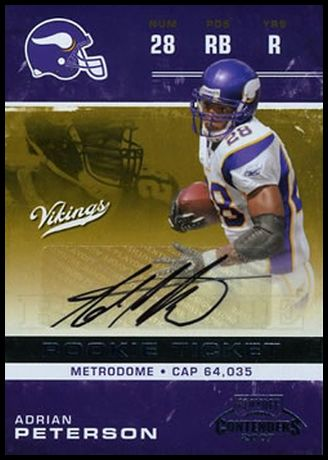 104 Adrian Peterson