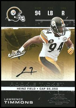 187 Lawrence Timmons