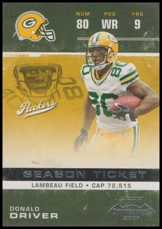 38 Donald Driver