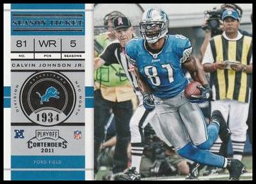 67 Calvin Johnson