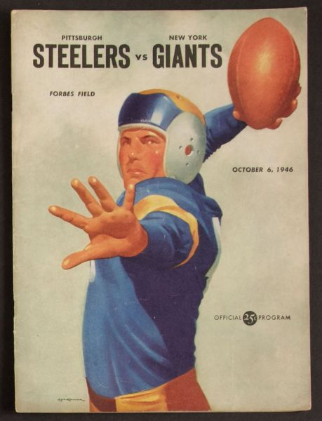 1946 Pittsburgh Steelers